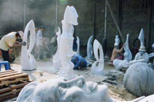 Điêu khắc đã mỹ nghệ