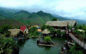 Khu du lịch sinh thái Suối Hoa