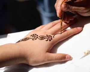 Khóa học vẽ Henna