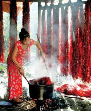 làng chiếu cẩm nê đà nẵng