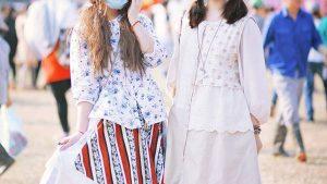 Mori Girl thời trang nhật bản được các bạn trẻ yêu thích