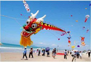 ruc ro le hoi festival dieu quoc te 2017 tai quang nam a