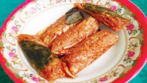 Gỏi cá Đà Nẵng.