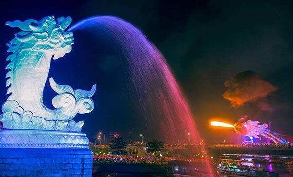 Cá Chép hóa Rồng Đà Nẵng.