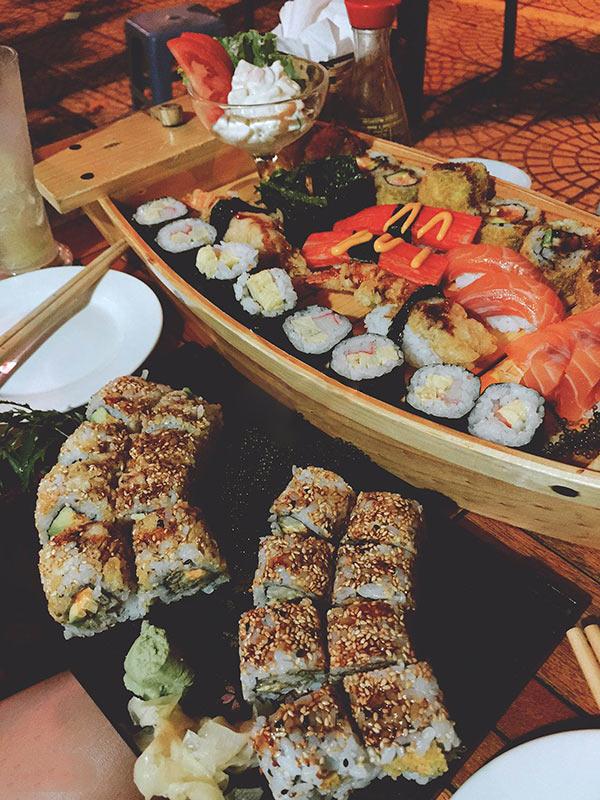 Edo Sushi Đà Nẵng.
