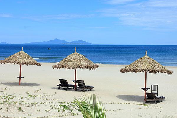 Bãi biển Đà Nẵng.