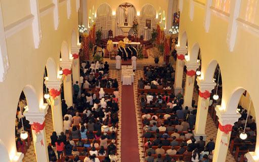 Nhà thờ Con Gà Đà Nẵng.