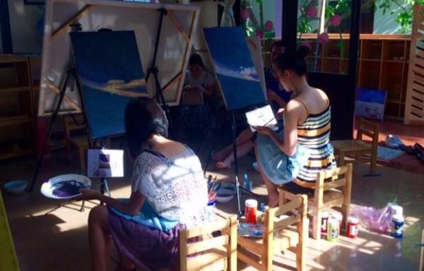kham-pha-workshop-ve-tranh-thu-gian-dau-tien-o-da-nang-2